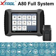 Xtool A80 Obd2 Auto All System Diagnostic Scanner Ecu Code Reader Immo Od0meter