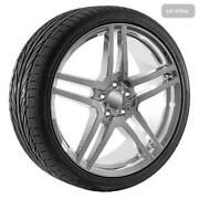 20 Replica Mercedes Chrome Wheels Rims And Tire Package