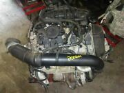 2010 Volkswagen Eos 2.0l At Id Cbfa Engine Assembly Including Turbo 113k