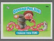 Q8 - Rare Old Vintage Retro 1985 Garbage Pail Kids Gpk Topps Collection Card 48a