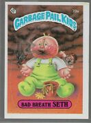 Q26- Rare Old Vintage Retro 1985 Garbage Pail Kids Gpk Topps Collection Card 70a