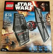 Lego Star Wars 75101 First Order Special Forces Tie Fighter New Sealed 517 Pcs