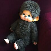 Twin Monchhichi Sekiguchi The First Generation Blue Eye 1974 Used Top Condition