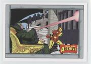 2008 Rittenhouse Iron Man The Movie Tales Of Suspense Archives 50 Ar5 0a1