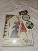Simplicity Vintagefashion Sewing 12 Mth Planner S 8.6and039and039 X 9.5and039and039 Bonus Pattern Wt