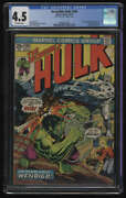 Incredible Hulk 180 Cgc 4.5 Ow Pgs 1st Appearance Wolverine