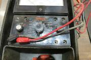 Simpson 260-6 Multimeter W/case Andleads Completely Tested Excellent Condition