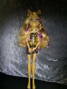 Monster High Clawdeen Wolf 13 Wishes Doll