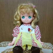 Candy Candy Doll 35cm Yumiko Igarashi Hand Made Toy Collection Vintage Rare