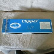 Clipper Fastening Systems No.7 Belt Hooks-galvanized-84 Hooks Per Card/12 Cards