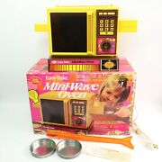 Vintage 1978 Kenner Betty Crocker Easy Bake Mini-wave Oven With Box