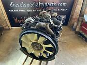2004 Ford F350 F250 6.0 Diesel Engine 202k Miles Ran Well But Smoked Please Read