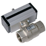 Omal And Valpes Actuated Valves - 3 Bsp Double Acting Ball Valve 7-02336