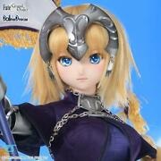 Dollfie Dream Ruler Jeanne D''arc New And Doll