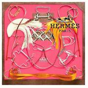 Sale Sold Out Hermes 2020ss Boyfriend Project Kalejean 140 Silk 100 No.7657