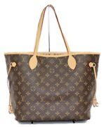 Louis Vuitton Neverfulle Mm M40995 Monogram Brown Mens Women And039s No.973