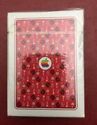 Rare Vintage Apple Computer Macos 7 Icon Playing Cards New Sealed