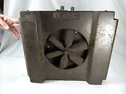 Packard Dual Stream Heater - Automobile Car Floor Install - Parts Only