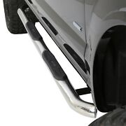 Smittybilt Fn1995-s4s Sure Step Side Bar For 15-16 F-150 Stainless 3 No Drill