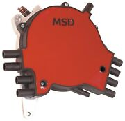 Msd 83811 Pro-billet Gm Lt-1 Distributor Incl. Cap/rotor/components For Install