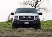 Road Armor 66134b Stealth Winch Front Bumper Fits 09-14 F-150