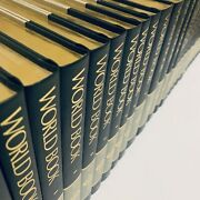 Near Mint World Book Encyclopedia Complete Set Year Books And Science Yearbook