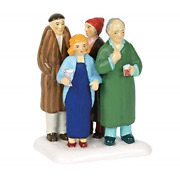 Department56 Snow Village Accessories National Lampoons Christmas Vacation Our