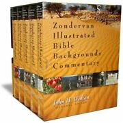 Zondervan Illustrated Bible Backgrounds Commentary Set Old Testament