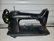 1950 Singer 78-1 Walking Foot Industrial Sewing Machine Leather Quilting Etc.
