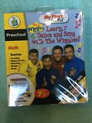 The Wiggles My First Leap Frog Leap Pad Interactive Book And Cartridge Brand New