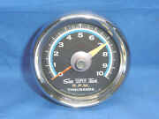 Vintage 1960's Sun Sst-817 10k Tachometer With Msd Cd Ignition Day 2 Ct29