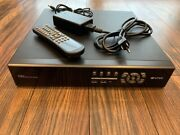 Vitek Cctv Vt-eh4 4 Channel H.264 Dvr W/ 500gb Hdd And Real Time D1 Recording
