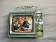 1999 Happy Days Vintage Collectible Tv Metal Lunchbox Tin Tote
