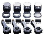 Hks Piston And Connecting Rod Kits For 1989-2002 Nissan Skyline Gtr