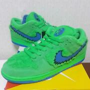 Authentic Men 10us Domestic Nike Dunk Sb Greatful Dead Free Shipping No.3621