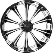 Performance Machine Rear Wheel Revel Platinum Cut 18 X 5.5 With Abs For 09+ Flt
