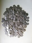 No Date Buffalo Nickel 403 For Antique Slot Machines Or Etc. Free Shipping