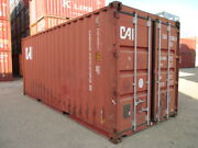 Used Shipping / Storage Containers 20ft Savannah Ga 2700