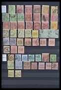 Lot 33510 Stamp Collection Australia Perfins 1900-1970.