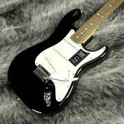 Fender Mexico Player Stratocaster Black/pf Cost-effective Players