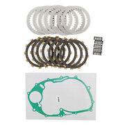 Clutch Plate And Gasket Kit 3b6-w001g-00-00 Fit For Yamaha V Star 650 98-11 A03