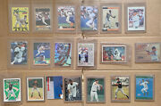 Derek Jeter Rc And More Lot Of 30 Cards