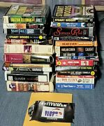 Audio Book Cd Lot Of 26 Thriller Mystery Crime Action Clancy Connelly Kellerman