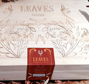 Leaves Autumn Edition Collector's Box Set Playing Cards By Dutch Card House Comp