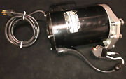Genuine Vintage Delta 12andrdquo Wood Lathe 46-700 3/4 Hp 115v 1ph Motor With Switch