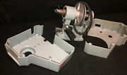 Genuine Vintage Delta 12andrdquo Wood Lathe 46-700 Headstock Assembly And Casing