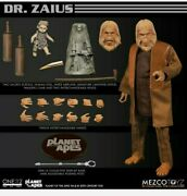 Mezco One12 Collective Planet Of The Apes - Dr Zaius Action Figure