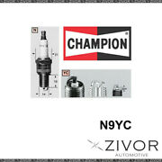 Promising Quality Champion Spark Plug-set Of 2 For Yugo Mpn-n9yc By Zivor