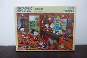 Peanuts Snoopy Toy Land Jigsaw Puzzle - Peanuts Gang Toy Collection