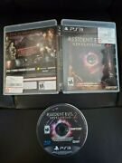 Resident Evil Revelations 2 Sony Playstation 3 Ps3 No Manual Fast Free Shipping